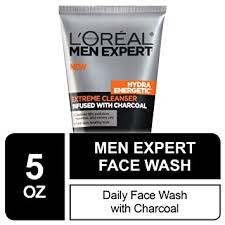 L'Oreal Men Expert Hydra Energetic Facial Cleanser ... - Amazon.com