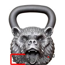<b>Гиря Iron Head Медведь</b> 24 кг купить недорого в Москве