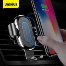 Купите <b>baseus</b> car qi <b>wireless charger</b> holder онлайн в ...