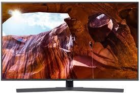 Купить <b>телевизор Samsung</b> UE43RU7400U по <b>выгодной</b> цене в ...