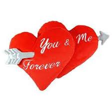 <b>Декоративная подушка You</b> And Me Forever купить: цена на ...