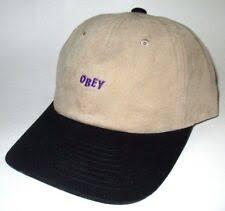<b>Бейсболка OBEY</b> один размер головные уборы для мужчин | eBay