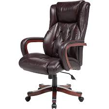picture of style at work by thomasville carlton outlet big tall bonded leather executive chair big office chairs executive office chairs