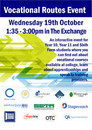 vocational careers event