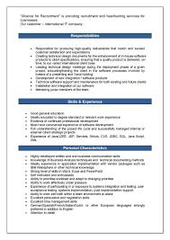 recruitment consultant cv examples uk online resume format recruitment consultant cv examples uk recruitment consultant cv example icoverorguk cv market darbo pasi197 171