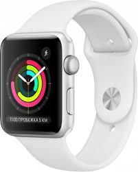 Ответы на вопросы Apple <b>Watch</b> Series 3, 42 мм, корпус из ...