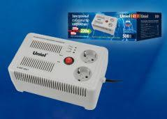 "<b>UNIEL U</b>-<b>RST</b>-<b>500/1 Стабилизатор</b> напряжения серии ""Simple ..."