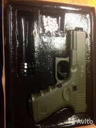 <b>Страйкбольный пистолет</b> купить в Республике Хакасия с доставкой