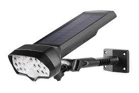 <b>Уличный</b> LED-<b>светильник</b> с <b>солнечной</b> панелью, аккумулятором ...