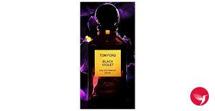 Black <b>Violet Tom Ford</b> perfume - a fragrance for women and men 2007