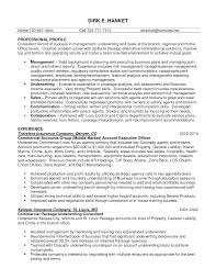 s broker resume retail s associate resume example sample insurance executive insurance resume objective