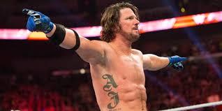 WWE superstar <b>AJ Styles</b> warns Jon Stewart before Summerslam ...