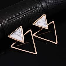 <b>2019</b> Japan <b>Vintage</b> Gold Stud Earrings for Women New Fashion ...