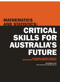 national strategic review of mathematical sciences research short summary middot full report