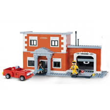 <b>Конструктор Engine 13</b> Fire <b>Station</b> - <b>COBI</b>-1477|купить на ...