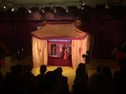 "PUPPET SHOW ""THE FAIRYTALE OF <b>CHINESE DRAGON</b>"" 