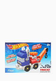 <b>Конструктор Bauer Hot</b> Wheels Truckz купить за 299 ₽ в ...