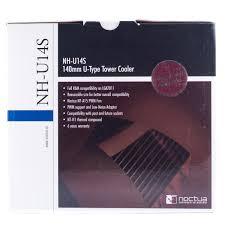 Обзор и тестирование процессорного <b>кулера Noctua NH-U14S</b> ...