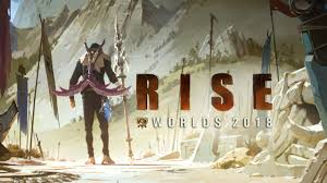 RISE (ft. The Glitch Mob, Mako, and <b>The Word</b> Alive) | Worlds 2018 ...