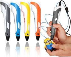 <b>3D ручка UNID SPIDER</b> PEN START, желтая 1200 Y купить в ...