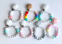 <b>Love My Baby</b> X - Personalised Dummy clips, Teethers, Teething ...