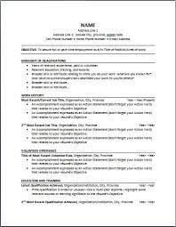 chronological resume sample   resumeseed com    how to type up a resume sample chronological resume chronological resume template