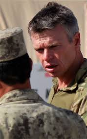 Lt Col Stephen Webb. Yes, we are fighting back the Taliban, but our goal is not just to succeed by force of arms, our parallel goal has been to build up the ... - stephen-webb-318709715