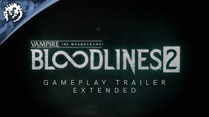 <b>Vampire</b>: The Masquerade - Bloodlines 2 - Extended Gameplay ...