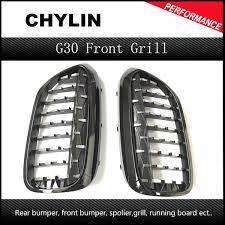 <b>A Pair Front Kidney</b> Grille For BMW New 5 Series G30 G38 2018 ...