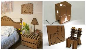 30 amazing cardboard diy furniture ideas card board furniture