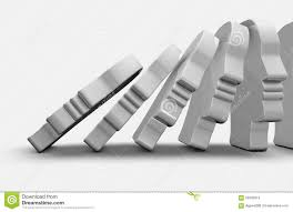d domino effect stock photos images pictures images domino effect abstract illustration stock photos