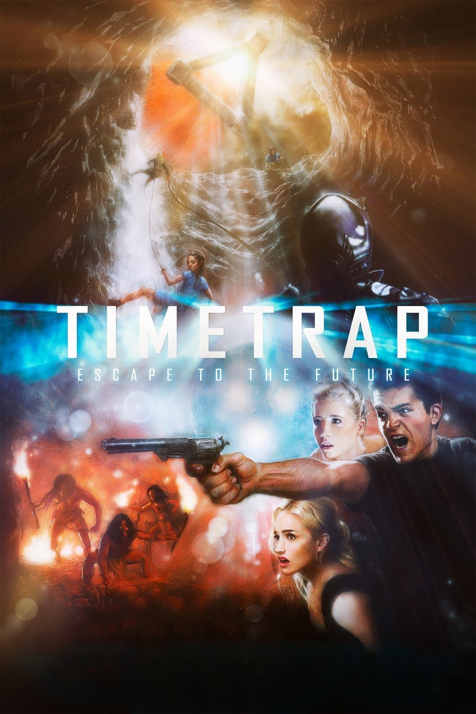 Download Time Trap (2017) Dual Audio (Hindi-English) 480p | 720p