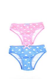 <b>Трусы детские для</b> девочек 17178879: цвет синий, розовый, 199 ...