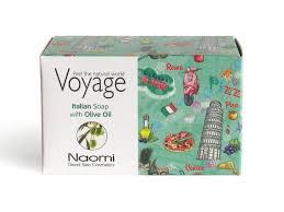 <b>NAOMI</b> VOYAGE ITALIAN <b>SOAP Мыло Путешествие</b> в Италию