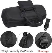 <b>Чехол Eva</b> case Travel Carrying для JBL Boombox 2 (Black ...