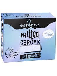 <b>Эффектная пудра для ногтей</b> MELTED CHROME т.05 essence ...