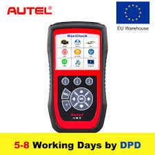 <b>Autel</b> MD805 OBD2 Scanner <b>Car</b> Diagnostic Tool <b>Auto</b> All System ...
