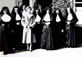 presentation convent athenry athenry parish heritage athenry presentation sisters in the 1950s