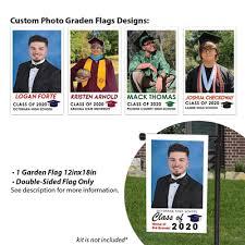 Double-Sided Semi-<b>Custom Photo Garden</b> Flag - FlagCo
