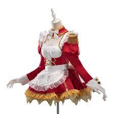 Pre-sale UWOWO Fate Grand Order/FGO Maid Uniform Nero ...