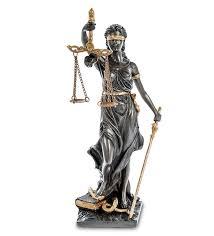 <b>Статуэтка</b> «<b>Фемида</b> - богиня правосудия» <b>WS</b>-<b>655</b> в 2019 г ...