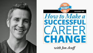 how to make a successful career change jon acuff food reinvent your mondays transition to a new career and start do overs in all