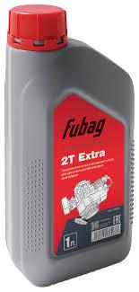<b>Масло</b> для садовой техники <b>Fubag</b> 2T <b>Extra</b> 1 л — купить по ...