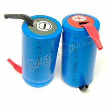 NiCd Rechargeable Batteries for sale | eBay