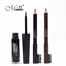 Wholesale <b>M.N Menow Brand</b> Hot Sales Makeup Waterproof <b>Black</b> ...