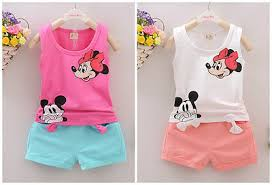 baby <b>Girls</b> clothes cotton summer Top vest +<b>short pants kids girl</b> ...