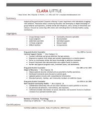 example of a resume little experience sample service resume example of a resume little experience office assistant resume example sample drug and alcohol counselor