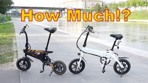 Cheapest <b>Electric Bike</b> from China - How Much? - Ziyoujiguang T18 ...