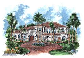 House plan search   Luxury home plans   Weber Design GroupLa Casa Del Sol House Plan