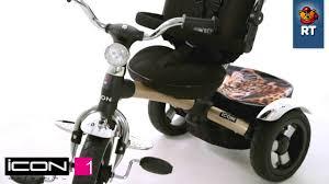 Трехколесный <b>велосипед</b>-коляска Lexus trike original ICON 1 RT ...